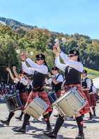 Take part in the New Hampshire Highland Games celebrating Scottish heritage.