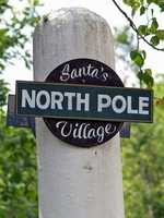 Get in the holiday spirit at Santa's Village.