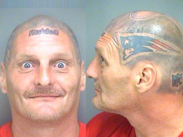 NH man with Patriots helmet tattoo accused of buying Spice