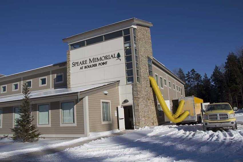 Speare Memorial Hospital Medical Office Building Closed