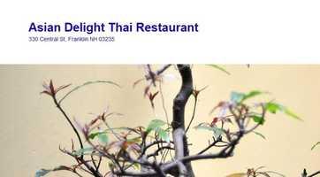 New Thai Restaurant Durham Nh