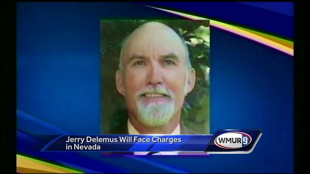Jerry DeLemus to be extradited to Nevada