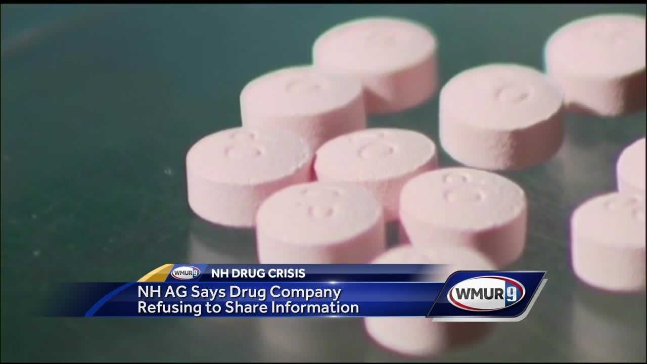 NH AG: Purdue Pharma not cooperating with investigation