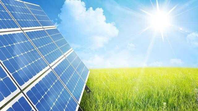 Sun Solar Panel