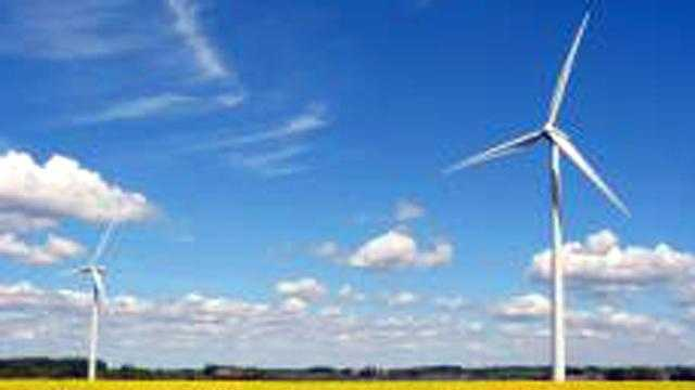 environment, wind turbines