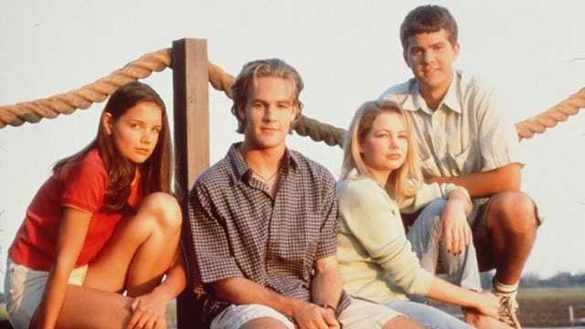 Dawson's Creek WATN - cast photo