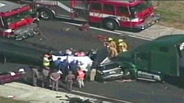 Eleven people died in this massive pileup on Interstate 75 in January.