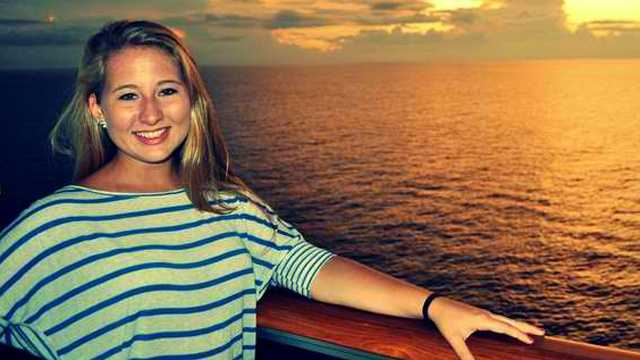 Hannah Huntoon was injured in a car surfing accident. (Photo provided by the Huntoon family)
