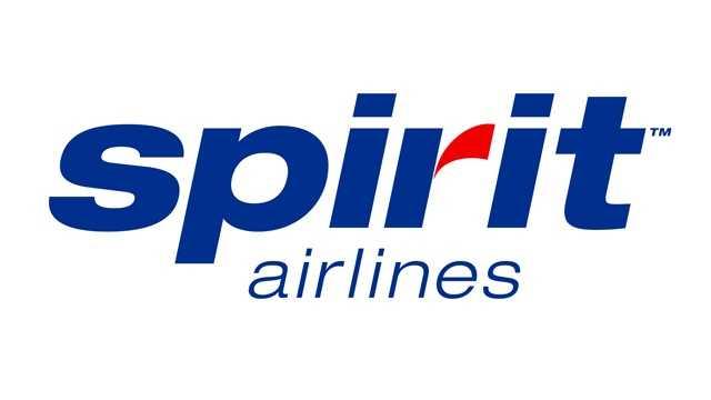 050212 640 Logo Spirit Airlines
