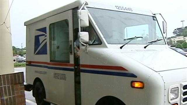 Post office to hold food drive