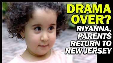 051112 Riyanna Poster Drama Over?