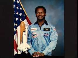 Official portrait of Astronaut Ronald E. McNair