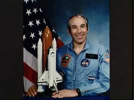 Official portrait Gregory Jarvis STS 51-L payload specialist