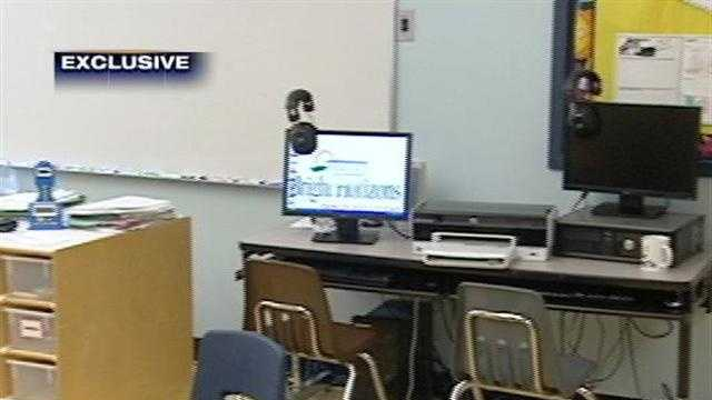 img-Thousands of dollars of electronics stolen
