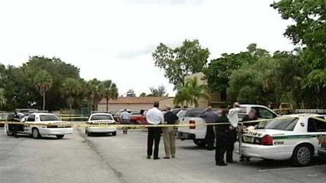 Man shot killed