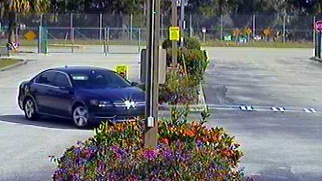 Car seen in Stuart during vehicle burglaries