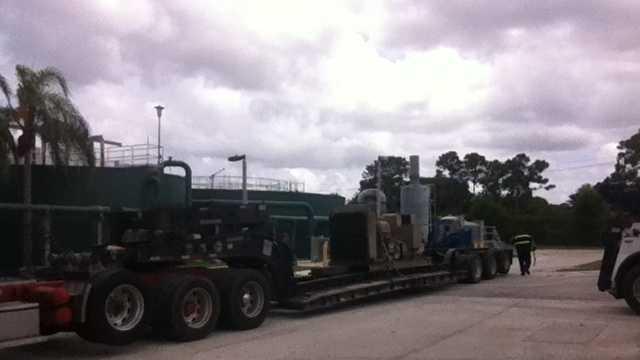 Generator Sold At Surplus