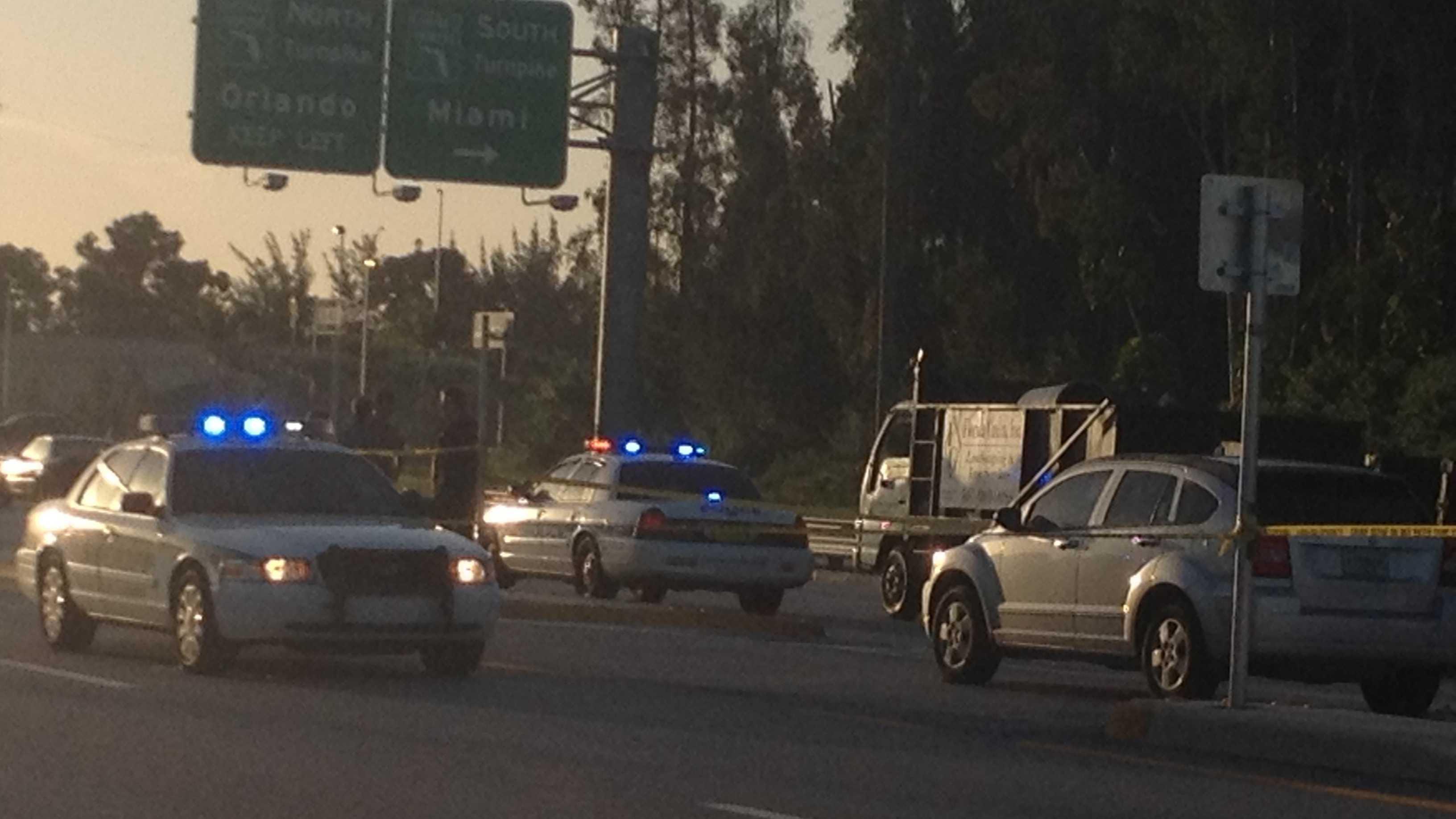 Man Found Shot In SUV