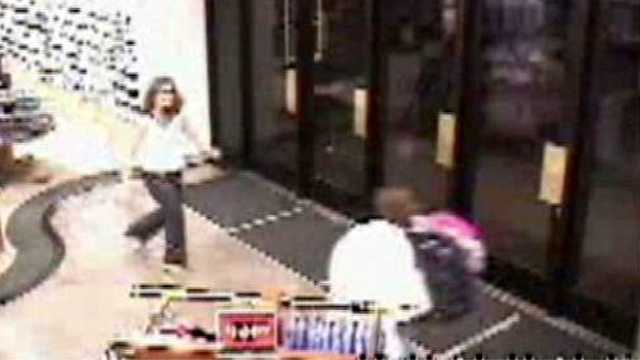 Investigators are looking for this man who ran out of a Dillard's store with 55 shirts.