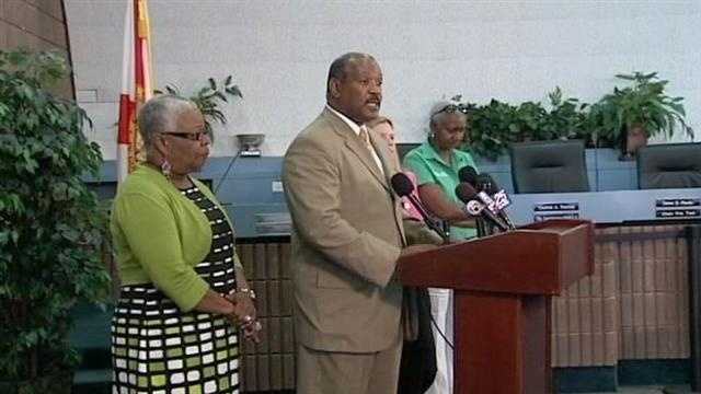 Chief Williams lays out plan to stop gun violence
