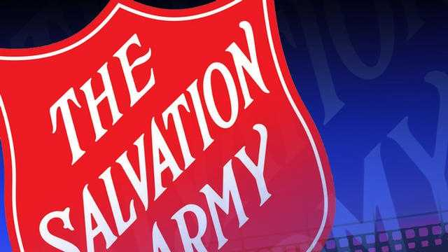 The Salvation Army graphic