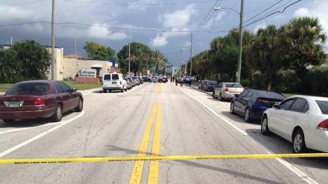 In-custody heart attack West Palm Beach