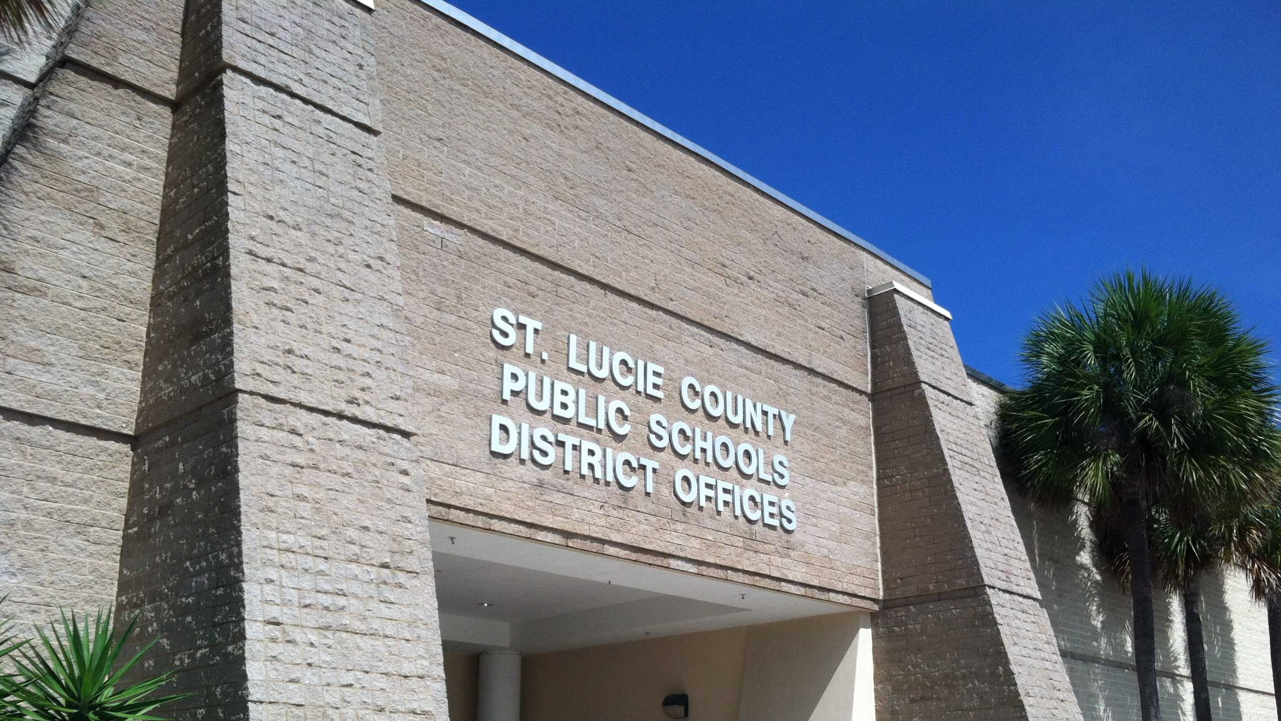 St. Lucie County School District