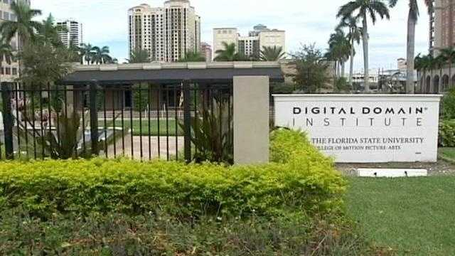 DigitalDomain FSU film school building