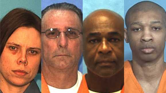 UPDATED: See the faces of Florida's oldest death row inmates