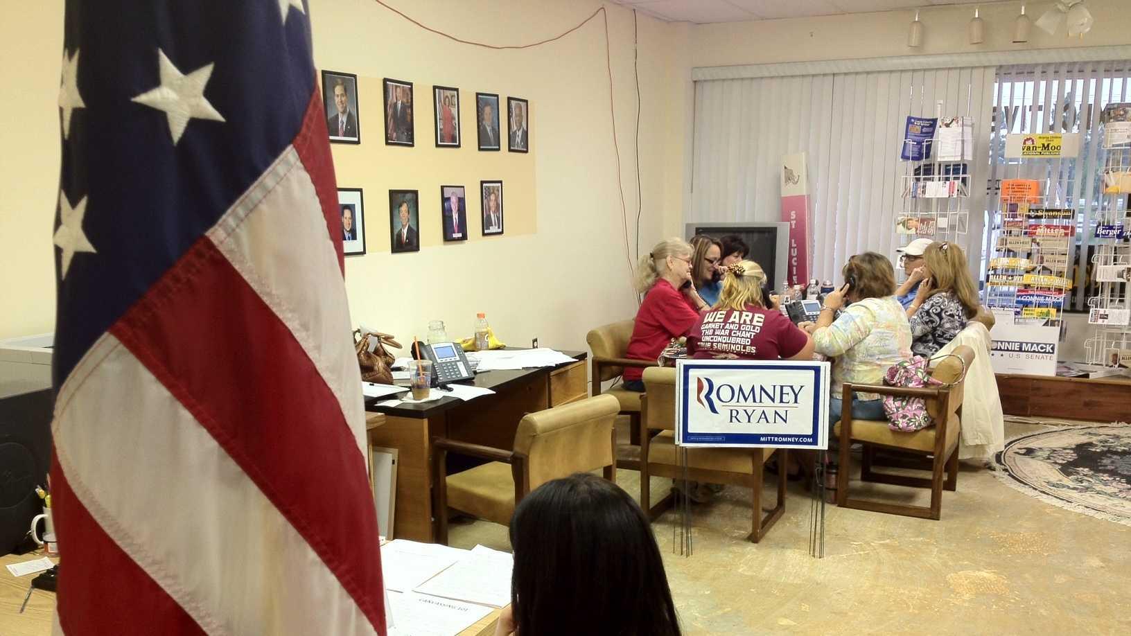 Romney to speak in Port St. Lucie