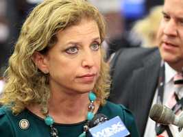 Debbie Wasserman Schultz, a U.S. Representative from Florida and chair of the Democratic National Committee. (Photo: John P. Wise/WPBF)
