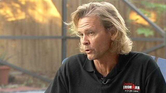 Marathoner Mark Hassell