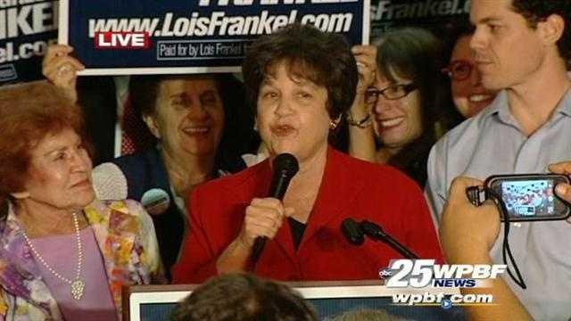 img-Lois Frankel victory speech