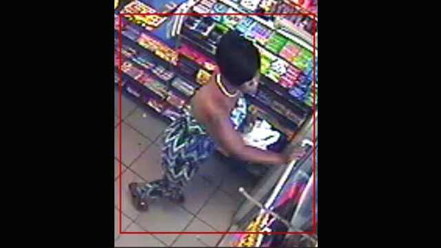 Woman Used Stolen Credit Card During Auto Burglary