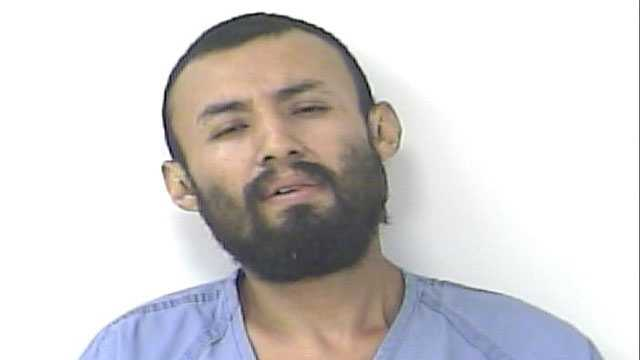 Samuel Perez is accused of fatally shooting his mother.