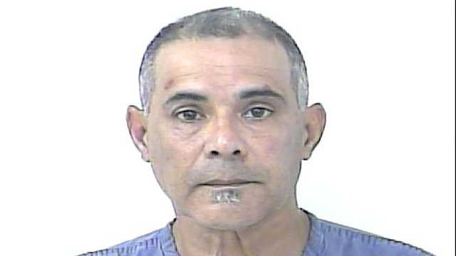 Wilfredo Rodriguez faces multiple charges in connection with a bizarre arrest in Port St. Lucie.