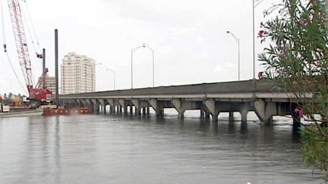 Flagler Bridge will be closed for at least two more days.
