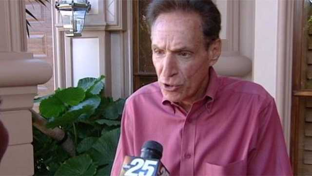 Sid Dinerstein next month will step down from his post as chairman of the Palm Beach County Republican Party.