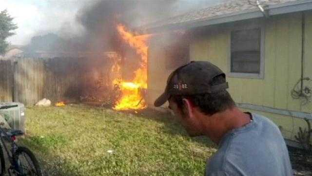 A family of six lost just about everything in a house fire in Hobe Sound, just days before the Thanksgiving holiday.