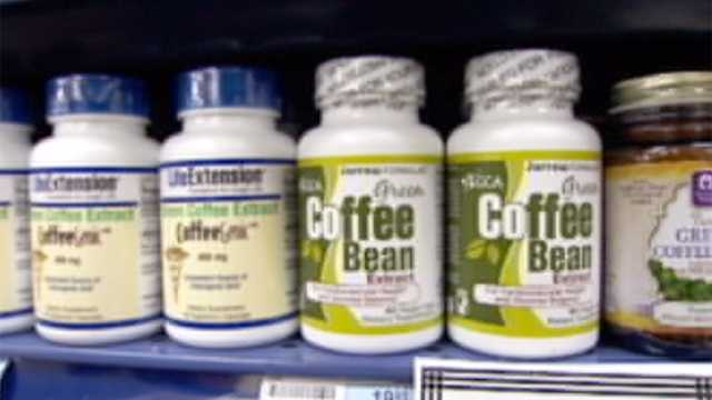 Green coffee bean extract could become the next hot addition to your weight-loss regimen.