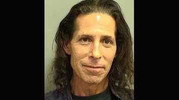 Scott Jensen is accused of shooting Muscovy ducks at a lake at the Delray Beach apartment complex where he is maintenance supervisor.