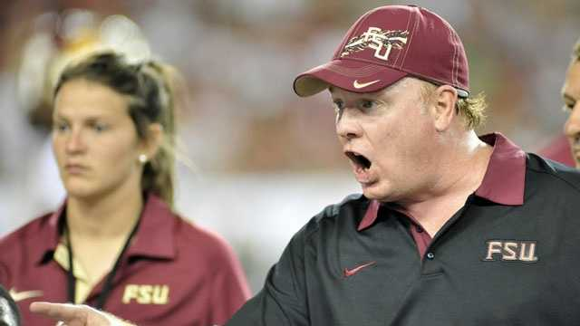 Florida State defensive coordinator Mark Stoops has been named head coach of the Kentucky Wildcats.