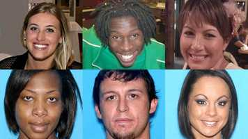 See pictures of 62 adults who disappeared in Florida. Some have been missing for years, while others have been missing for just days.