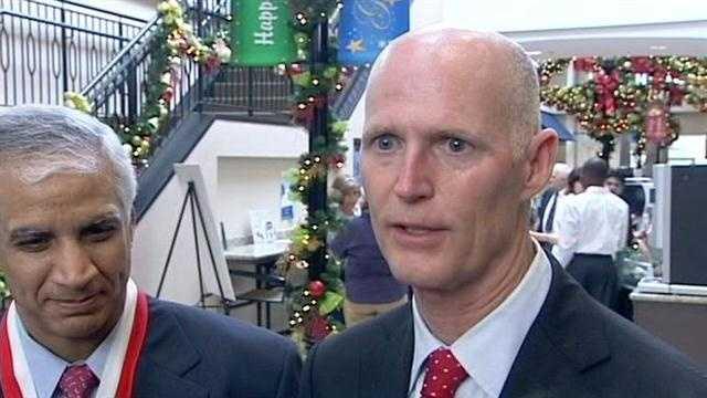 Scott announces 120 new jobs at ADT