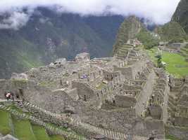 Visit Machu Picchu. And take LOTS of pictures! (Photo: ShashiBellamkonda/flickr)