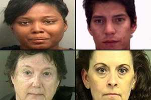 Here are some mug shots of people who have been arrested in or close to the WPBF 25 News viewing area in 2012. It's important to note that a record of an arrest is not an indication of guilt.