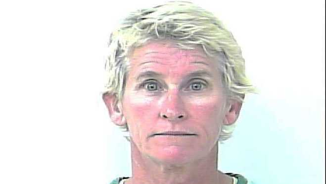 Juli Ann Arnold resigned as clinical director of the Counseling and Recovery Center after her DUI arrest.