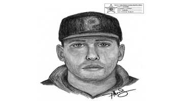 Deputies say this man robbed the Citi Gold store on Okeechobee Boulevard in West Palm Beach.