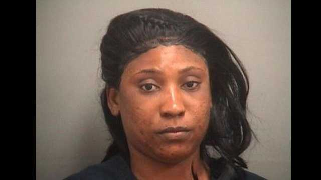 Lycille Delmond is accused of using a 93-year-old woman's ATM card to withdraw thousands of dollars from her account.