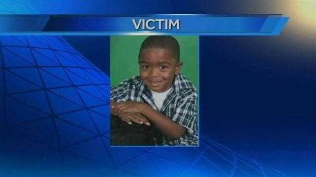 The search is on for the driver of a vehicle involved in a hit-and-run crash that killed 6-year-old Deandre Binns.